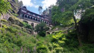 Výlet z Prahy do Českého Švýcarska