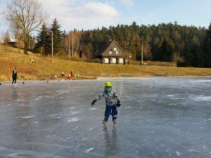 Kurz: Eislaufen