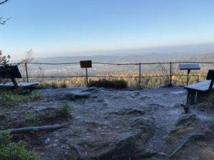 Výlet z Kamenné Horky do Doubice