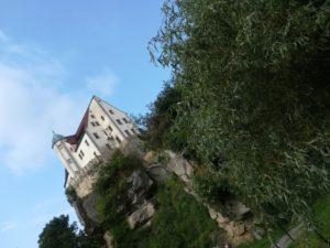 Wokół zamku Hohnstein
