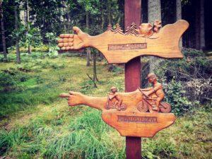 Ruch i wiedza w miejscowości Prysk